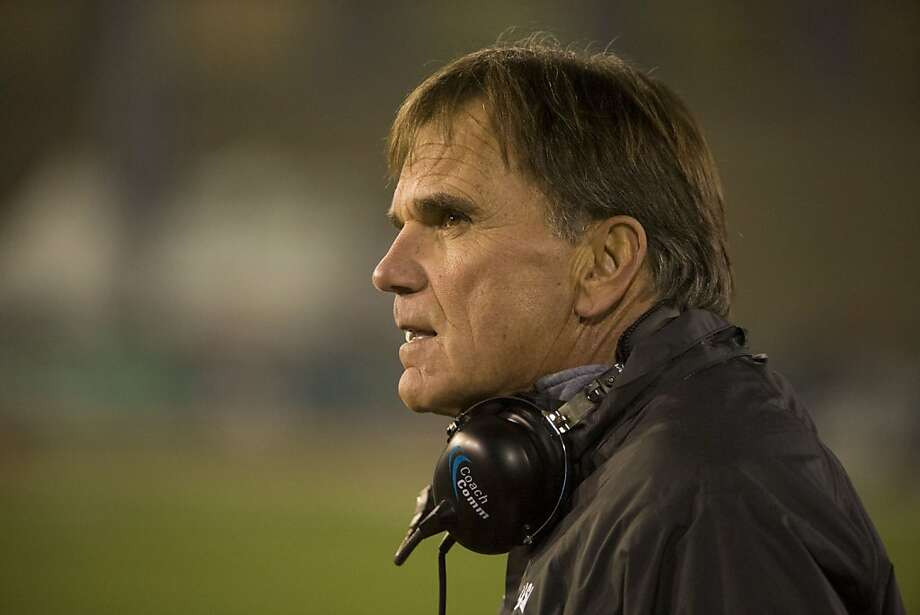 Bob Ladouceur's teams play with heart but his career is defined by wins - 399 in all, including a 151-game streak. Photo: Brian Baer, Special To The Chronicle