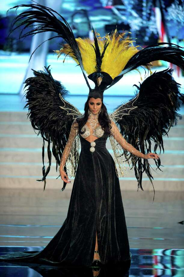 Miss Argentina 2012, Camilla Solórzano. Photo: Matt Brown, Miss Universe Organization / Miss Universe Organization