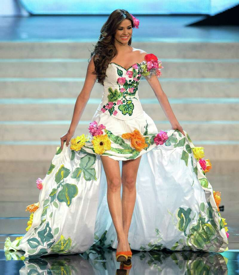 Miss El Salvador 2012, Ana Yancy Clavel. Photo: Matt Brown, Miss Universe Organization / Miss Universe Organization