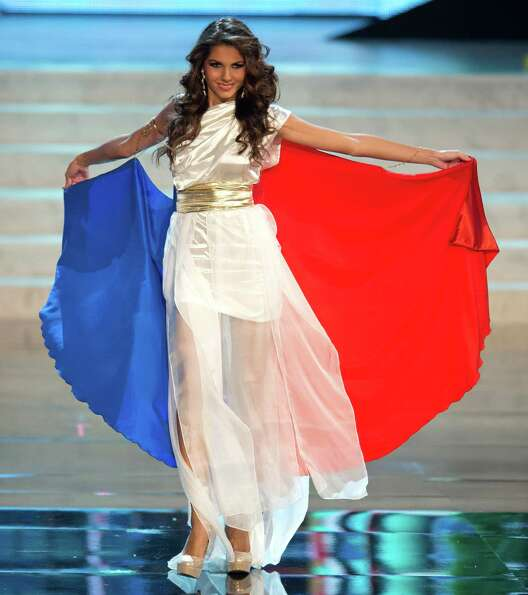 Miss France 2012, Marie Payet.