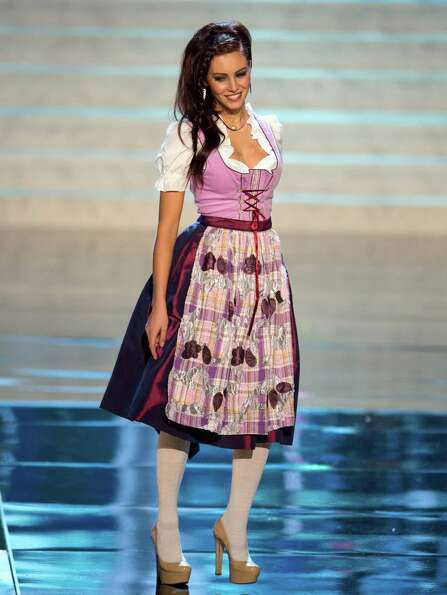Miss Germany 2012, Alicia Endemann.