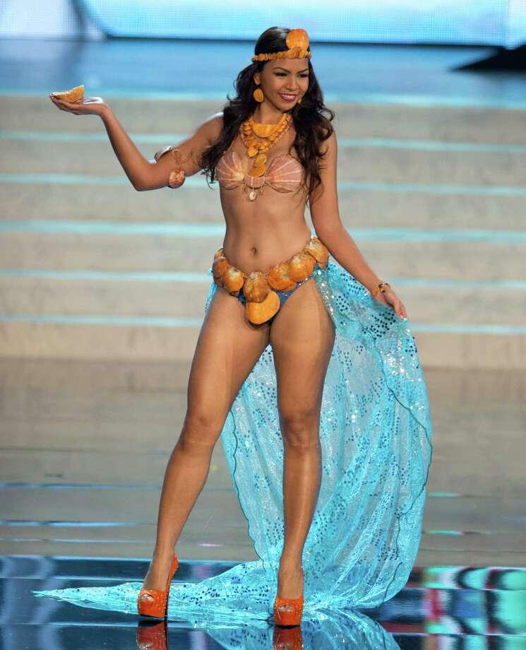 Miss Guam 2012, Alyssa Cruz Aguero. Photo: Matt Brown, Miss Universe Organization / Miss Universe Organization