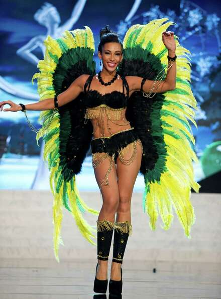 Miss Jamaica 2012, Chantal Zaky.