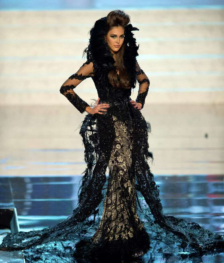 Miss Malaysia 2012, Kimberley Leggett. Photo: Matt Brown, Miss Universe Organization / Miss Universe Organization