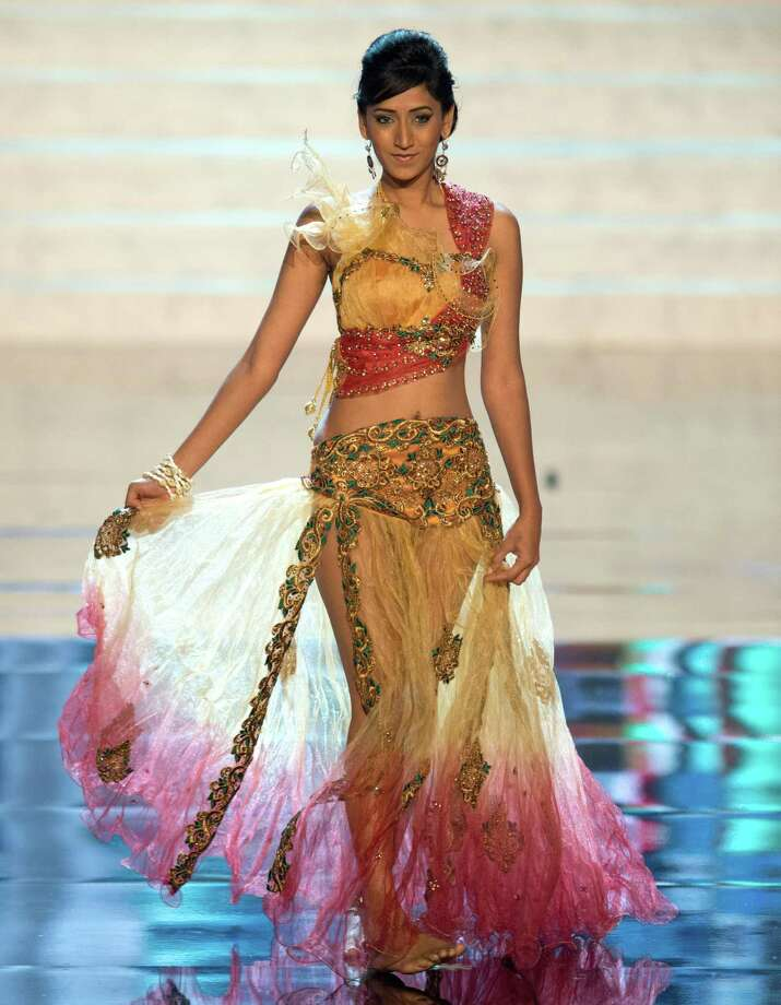 Miss Mauritius 2012, Ameeksha Dilchand. Photo: Matt Brown, Miss Universe Organization / Miss Universe Organization