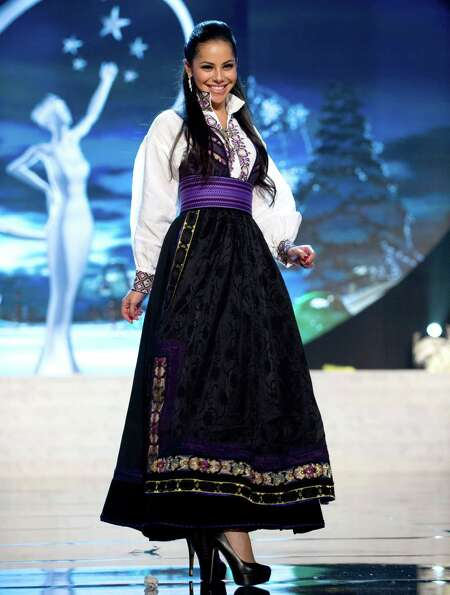 Miss Norway 2012, Sara Nicole Anderson.
