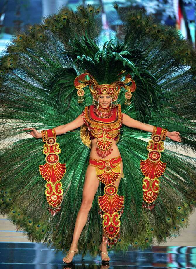 Miss Panama 2012, Stephanie Vander Werf. Photo: Matt Brown, Miss Universe Organization / Miss Universe Organization