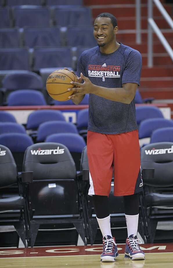 John Wall Photo: Susan Walsh, Associated Press