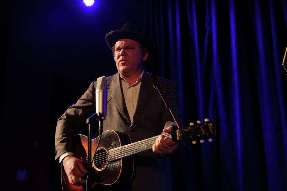 John C. Reilly performs at the Chapel in San Francisco on December 11, 2012. Photo: Misha Vladimirskiy / Butchershop Creative Archive all rights reserved