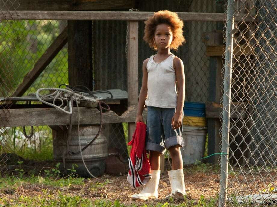 9. BEASTS OF THE SOUTHERN WILD: Benh Zeitlin's Louisiana Bayou fantasy/drama would be tragic if it wasn't so beautiful. Imagine if Hayao Miyazaki directed a Hurricane Katrina film, with a cast led by the most comfortable first-time child actor in human history.(AP Photo/Fox Searchlight Pictures, Mary Cybulski)