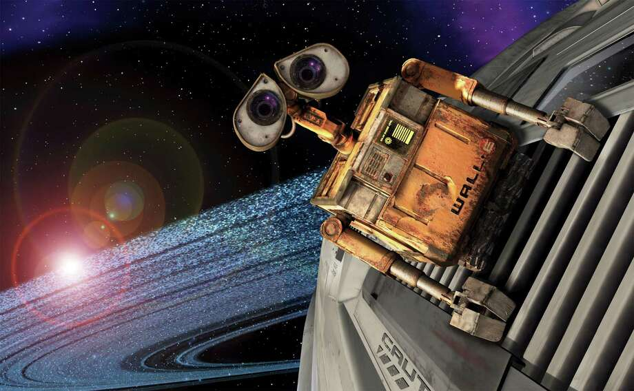 Wall-E is a film about one robot's comic adventures as he chases his dream across the galaxy. As Michael Webber says, Wall-E speaks to the future of energy. (AP Photo/Walt Disney Co.) Photo: AP / Walt Disney Co.