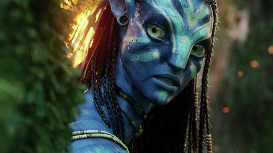 "Avatar (2009)""Neytiri calls me shxawng. It means moron."" Photo: WETA, Twentieth Century Fox / handout"