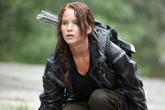 """The Hunger Games"" was named Favorite Movie. Photo: Murray Close, Associated Press / AP2011"