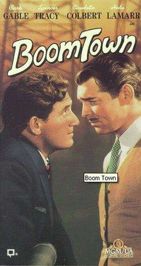 Boom Town came out in 1940, which means few people have probably seen the movie. However, it's about two buddies who rise to become oil tycoons.  (Metro-Goldwyn-Meyer)