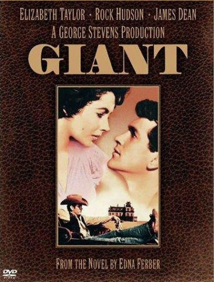 Giant is about a Texas rancher who visits a Maryland home to buy a horse and falls in love with their daughter. However, energy gets into the mix with a bitter rivalry with an oil tycoon.  (Warner Brothers Pictures)