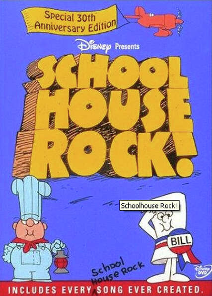 One segment of SchoolHouse Rock! is  about energy. Remember The Energy Blues? (American Broadcasting
