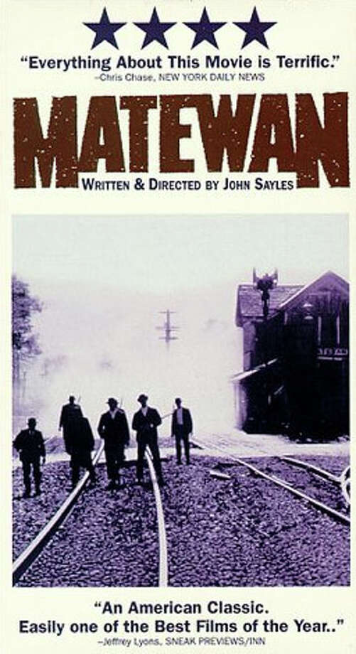 Matewan is about coal. The movie is about a labor union organizer who comes to help a mining community that is dominated and harassed by a mining company.  (Cinecom Entertainment Group)