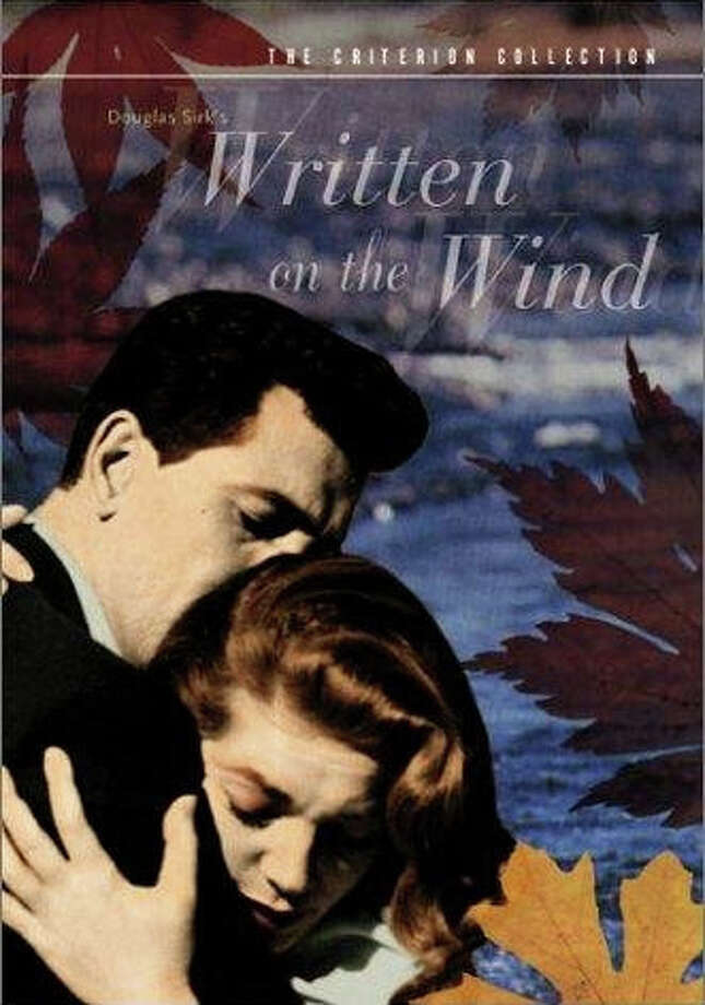 Written on the Wind, which was released 1956, is about a hard-working geologist for the Hadley Oil Company.  (Universal Pictures)