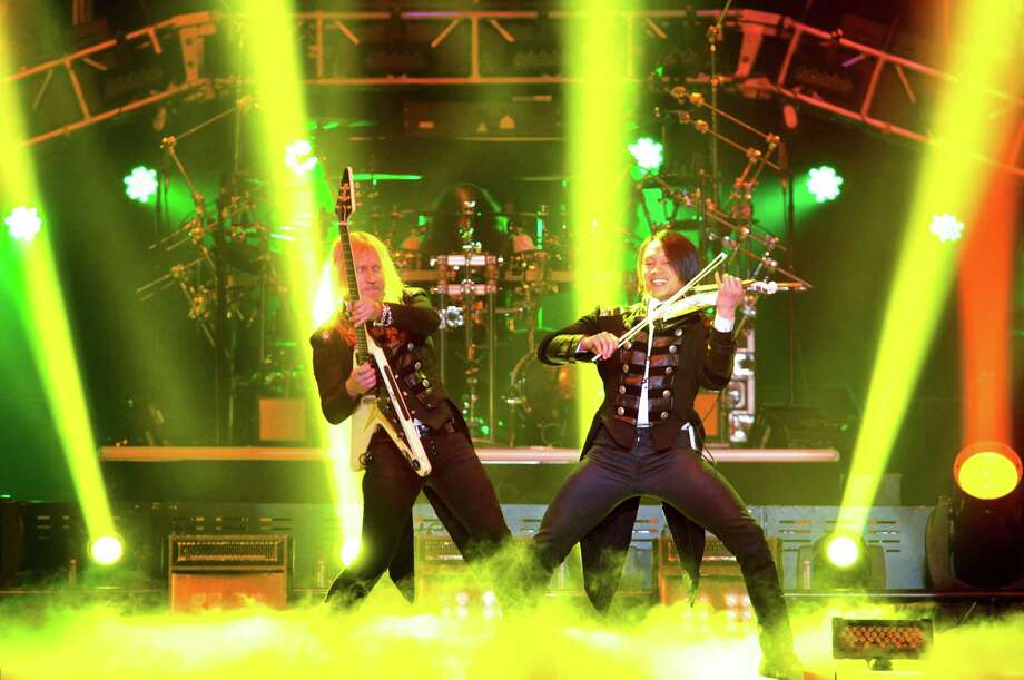 Trans-Siberian Orchestra popular holiday shows are a blend of hard rock and Christmas carols