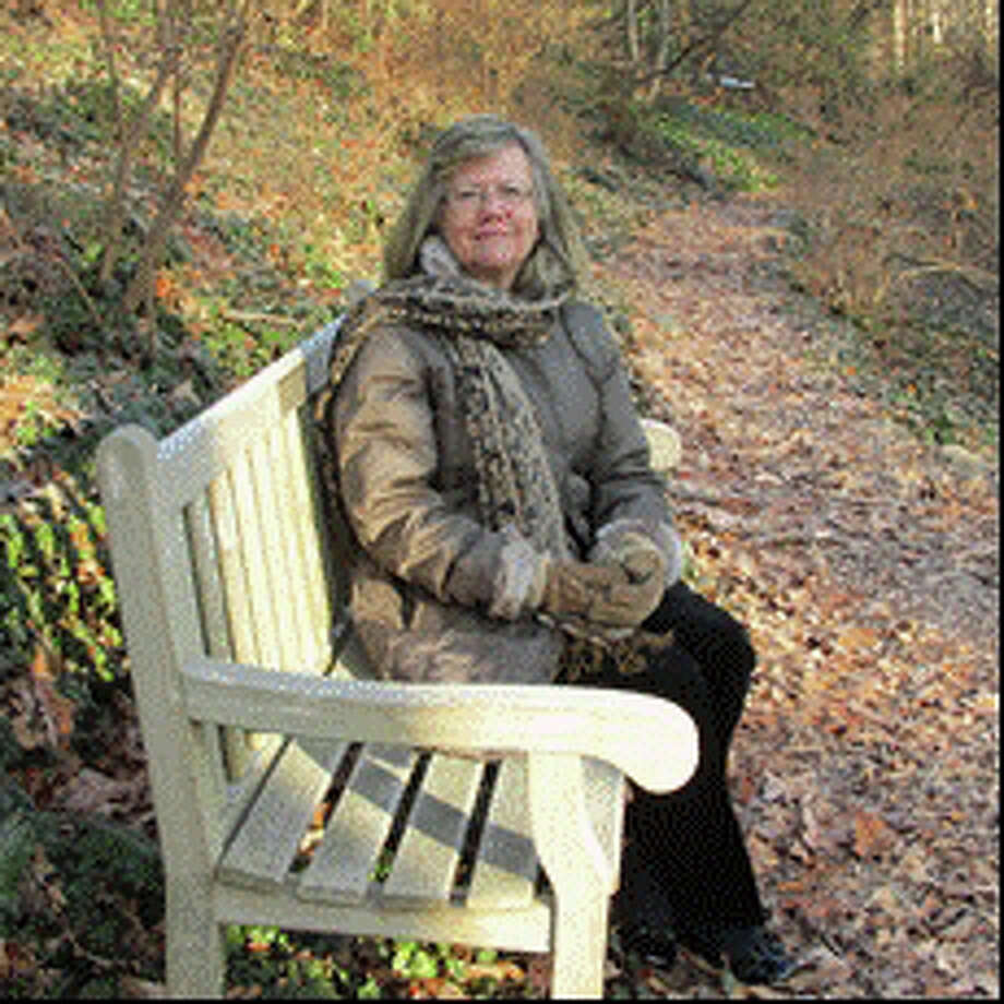 At the New Canaan Beautification League's meeting on Wednesday, Jan. 9, Faith Kerchoff, a longtime residen, will present a history of the history of the George Lee Memorial Garden. Photo: Contributed