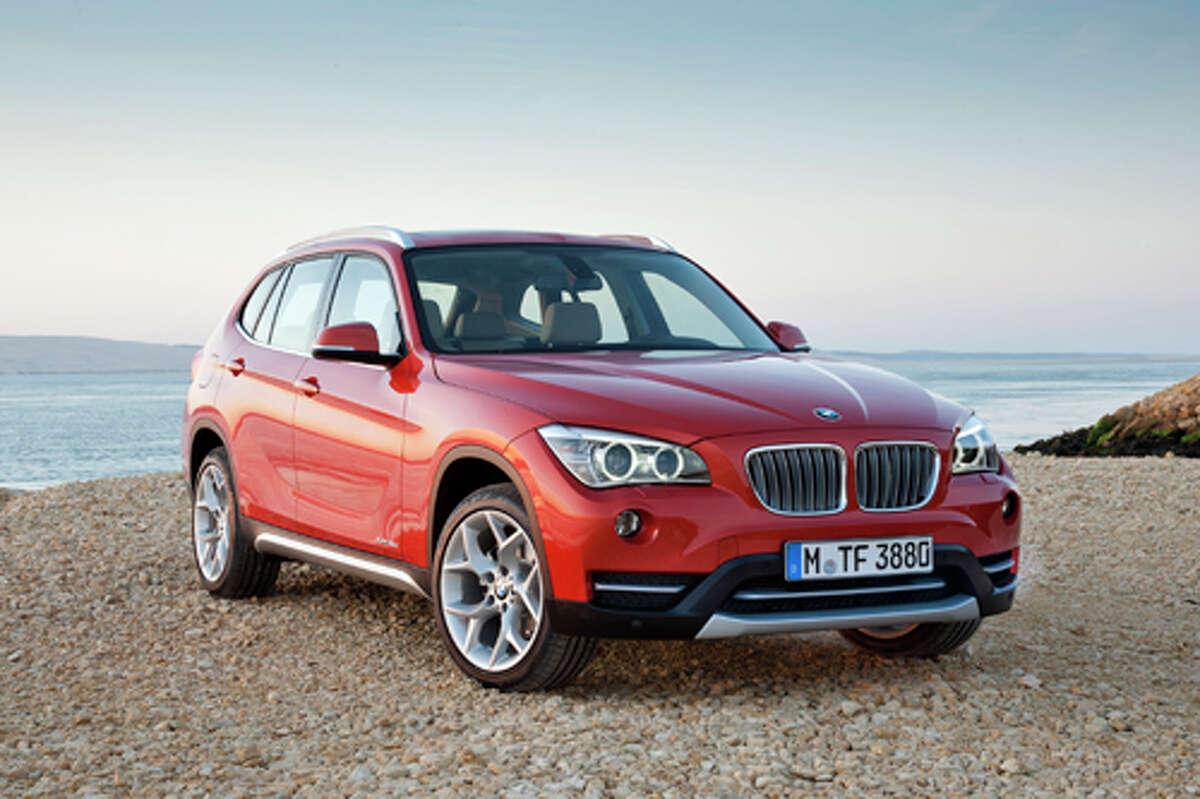 Contender: BMW X1 Starting price: $32,600 Source: Motor Trend