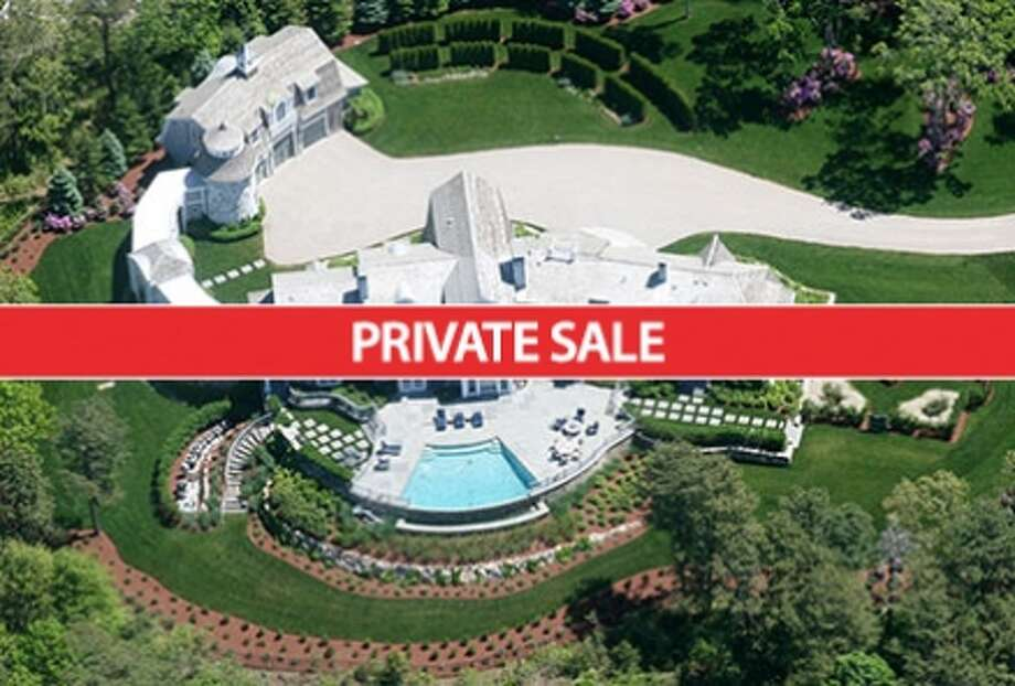 Previously listed at $12.5 million and $9.95 million, this Cape Cod mansion went to auction Nov. 28. (Sheldon Good & Co.)