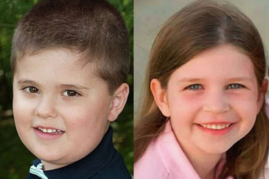 James Mattioli, left and Jessica Rekos, right, both 6 were two of the 27 victims of Dec. 14's Newtown School Shooting. Both children were buried Dec. 18.