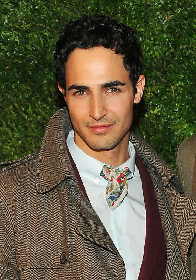 Zac Posen will be the featured judge in the reality show. Photo: Theo Wargo, Getty Images For HBO