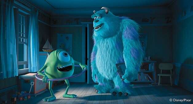 Monster Inc. Photo: Disney/Pixar