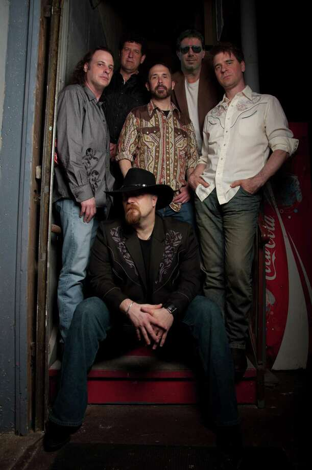 Colt Six will perform on Friday, Dec. 21, at the Lumberyard Pub in West Redding. Photo: Contributed Photo