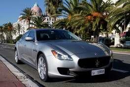 Maserati Quattroporte Low Volume/Exotic Miles Per Gallon: 14 Green House Gas: 2 Air Pollution: 5 Total: 21