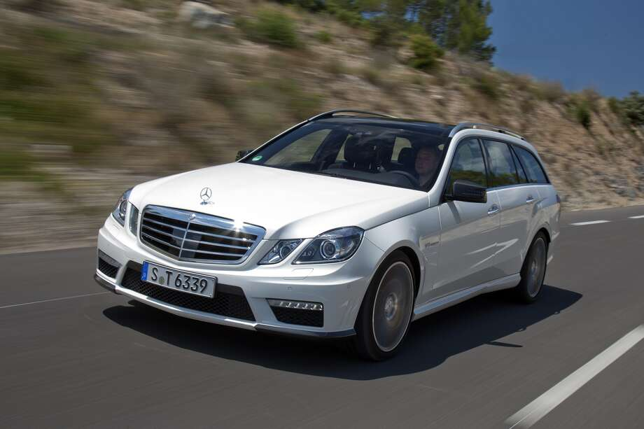 MSRP: $93,305Read Motor Trend's reasoning here. Photo: Mercedes-Benz