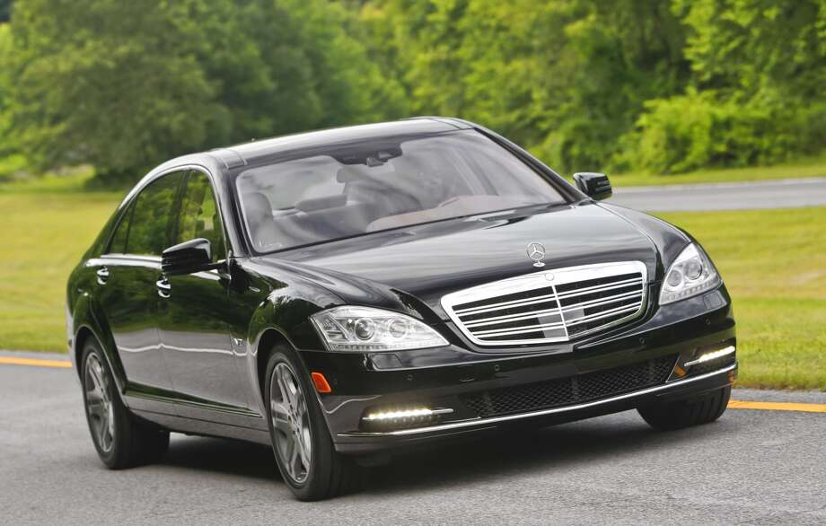 Mercedes-Benz S600