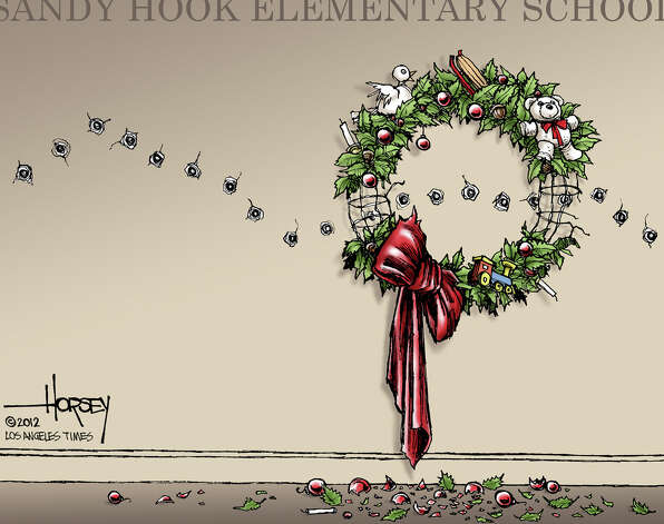 David Horsey Photo: Tribune Media Service