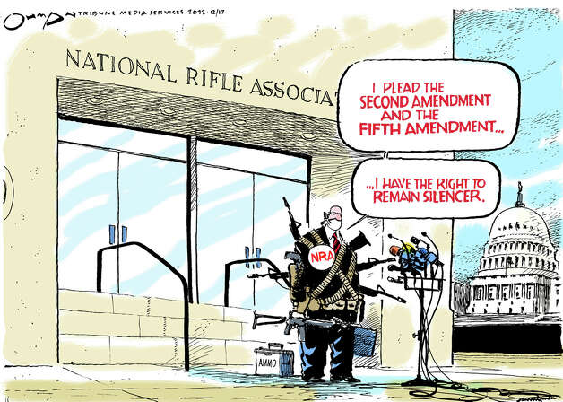 Jack Ohman Photo: Tribune Media Service