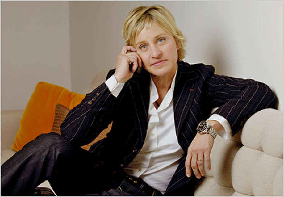 "When talk-show host Ellen DeGeneres announced that she was the new spokesperson for J.C. Penney, the anti-gay group OneMillionMoms.com was enraged and asked the retailer to fire her immediately. J.C. Penney stood by DeGeneres' side. ""She's a very honest, straightforward person with extraordinary values,"" JCPenney CEO Ron Johnson said on ""CBS This Morning. ""It's been unbelievably wonderful to work with someone who is so kind, so gracious, so funny, who just, I think, captures what American is about."" (Associated Press)"