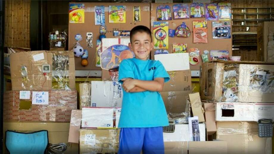 A Vimeo documentary that tells the story of a 9-year-old boy named Caine Monroy who built an arcade from cardboard boxes in his father's used auto parts shop in East Los Angeles touched people all over the country.  (Cain\\\\\\\'s Arcade)
