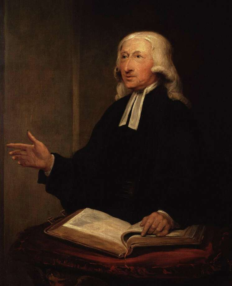 John Wesley, the founder of the Methodist Church, figured the beginning of the end would be in 1836. Turns out his church, a staple in communities around the globe, benefited from the continuation of life as they knew  it.  (John Wesley, by William Hamilton. Wikimedia Commons)