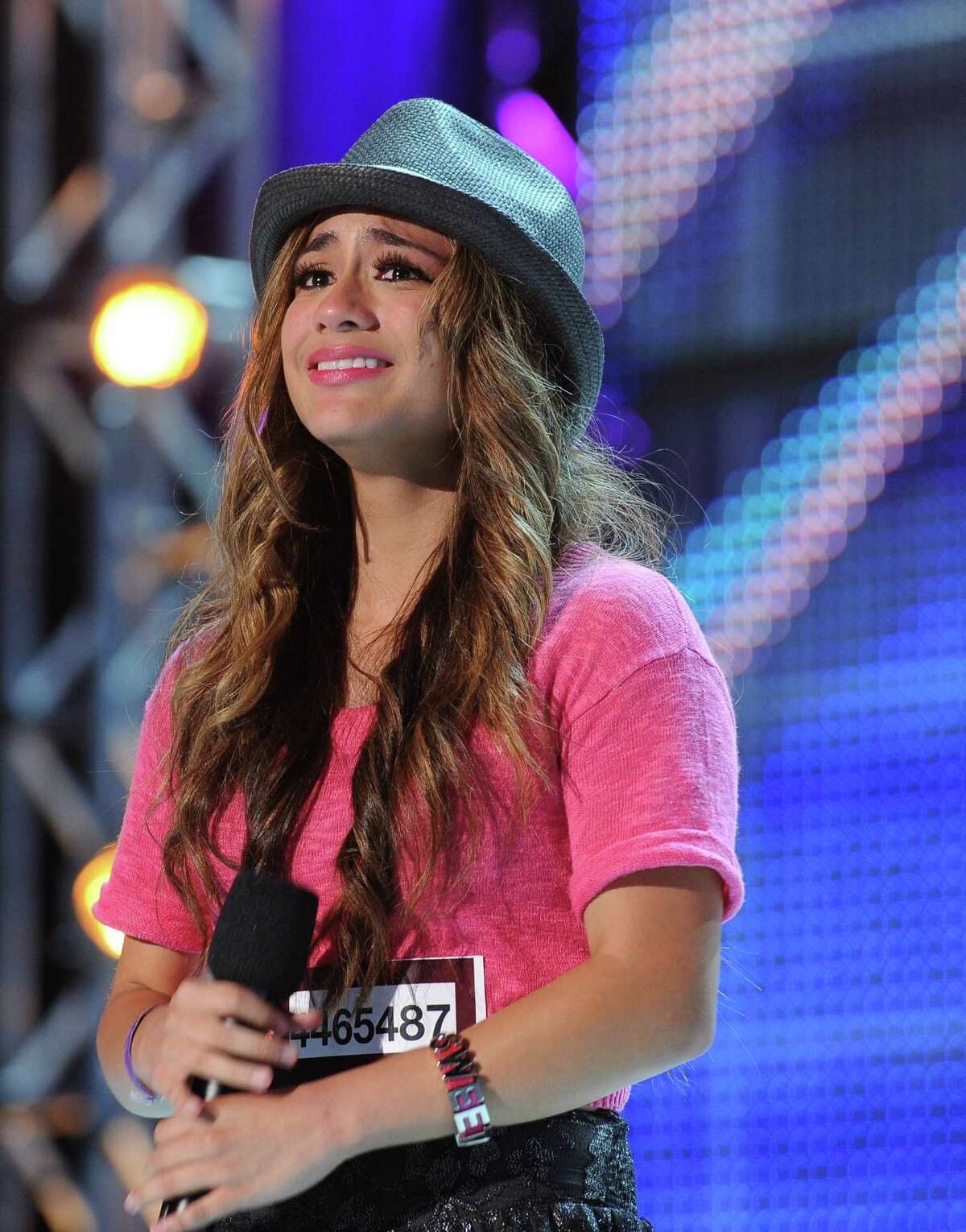 """""""It's so mind-blowing,"""" San Antonio singer Ally Brooke says of group Fifth Harmony's success on """"The X Factor."""""""
