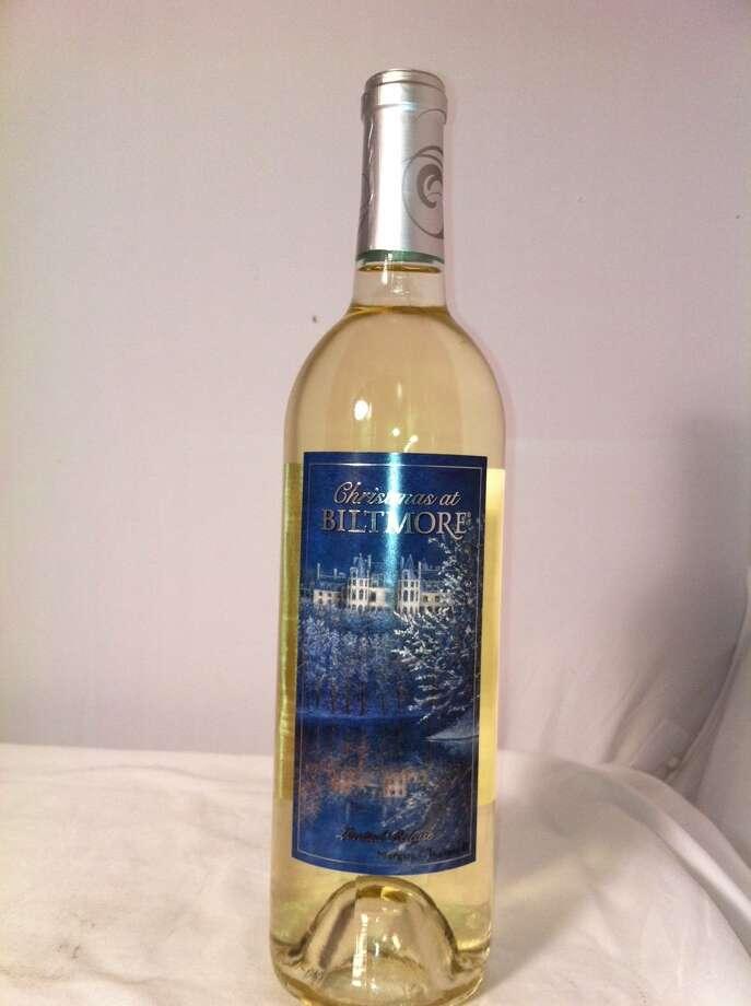 Biltmore White Wine Photo: Dale Robertson