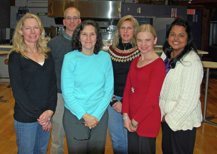 Members of the Outback Teen Center's Board of Directors, from left, Eileen Boyd, Martin P. Daniels, June Bird, Kristen Leopold, Jolanta Murphy and Sangeeta Appel. Photo: Contributed Photo