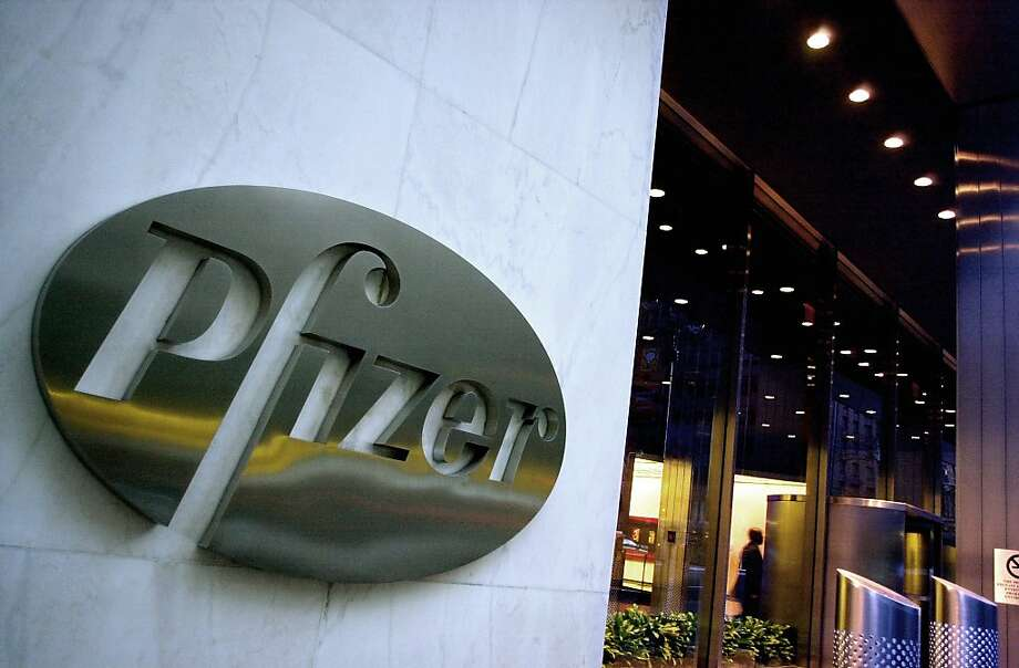 Drugmaker Pfizer is planning to fire almost 20 percent of its primary-care medicines sales force. Photo: Mark Lennihan, Associated Press