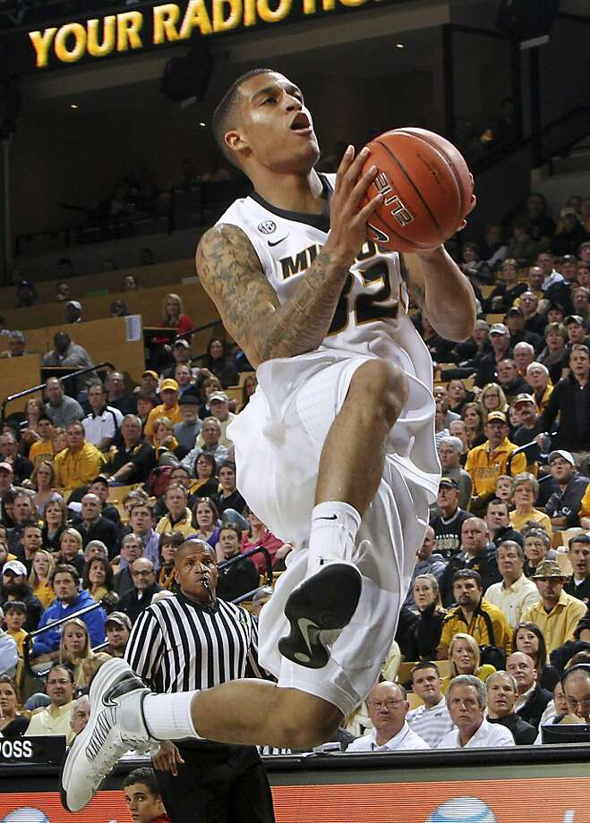 Jabari Brown came to Missouri by way of Salesian High in Richmond, Findlay Prep of Henderson, Nev., Oakland High and the University of Oregon. Photo: Chris Lee, Associated Press