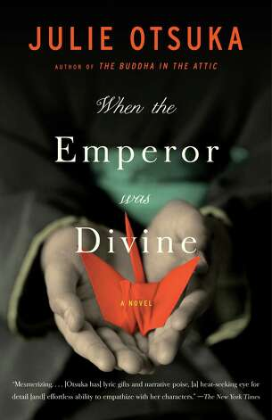 """When the Emperor was Divine,"" by Julie Otsuka, was chosen as the Greenwich Reads Together 2013 selection. Photo: Contributed Photo"