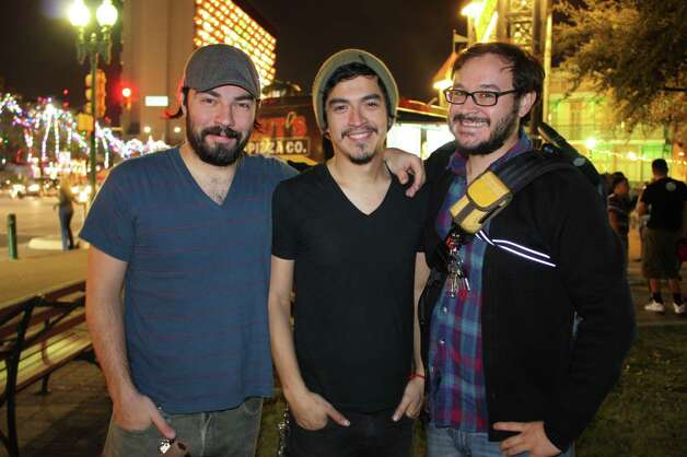 Beer enthusiasts attended the Hemisfair's Brewsday on Tuesday night. Photo: Yvonne Zamora, MySA.com