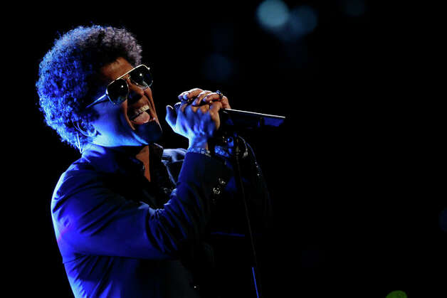 THE VOICE -- Live Finale Episode 323B -- Pictured: Bruno Mars -- (Photo by: Trae Patton/NBC) Photo: NBC, Trae Patton/NBC / 2012 NBCUniversal Media, LLC