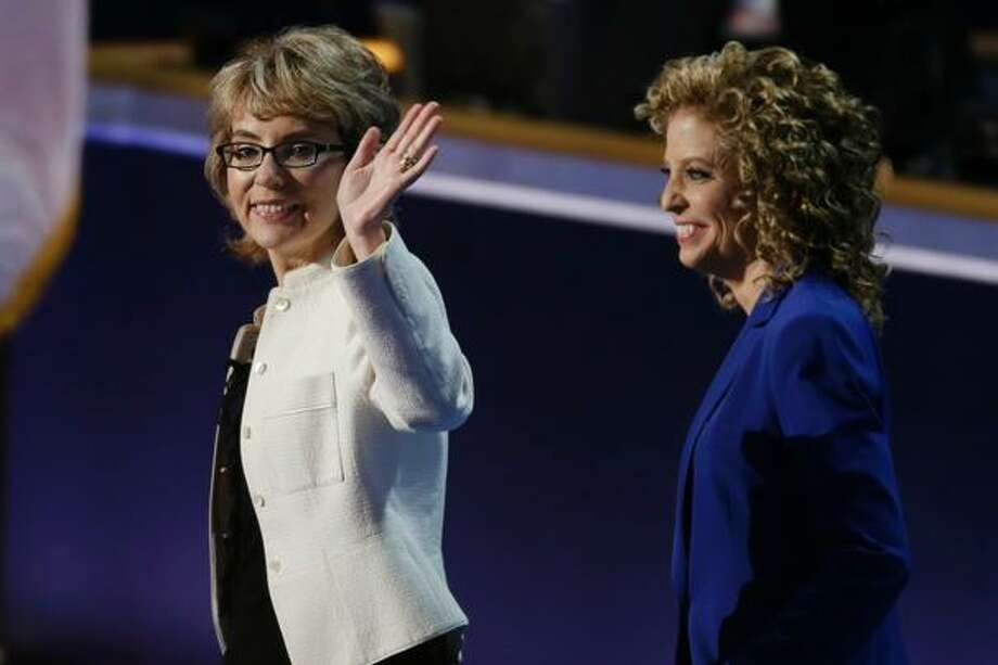 Rep. Gabby Giffords (AP Photo)