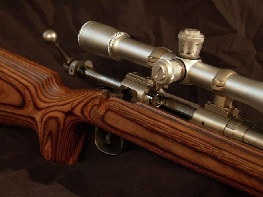Rifle (Michael @ NW Lens, Flickr.com)