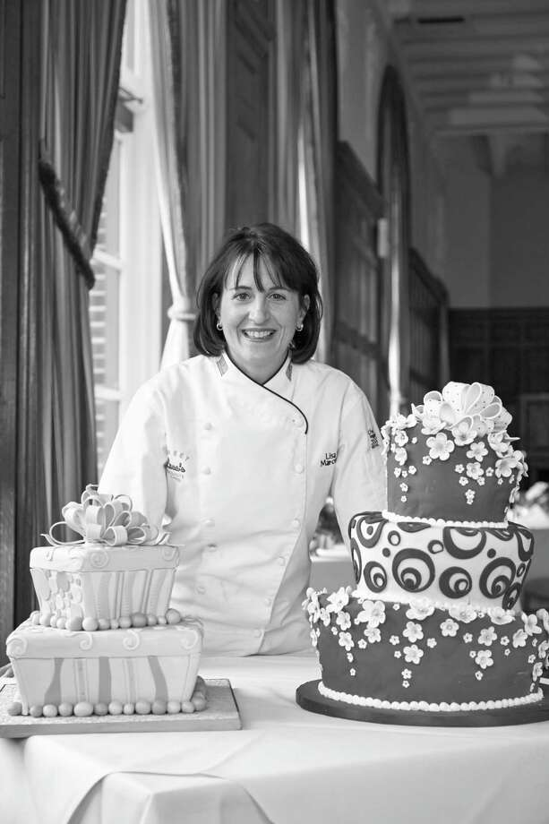Greenwich pastry chef Lisa Maronian, above, of Sweet Lisa's Exquisite Cakes, will be honored at the annual Great Chefs fundraising event for Greenwich Hospital on March 1 at the Westchester Country Club,  Rye, N.Y. Also being honored at the event is legendary chef and restaurateur Angelo Vivolo of New York. Photo: Contributed Photo / Greenwich Citizen