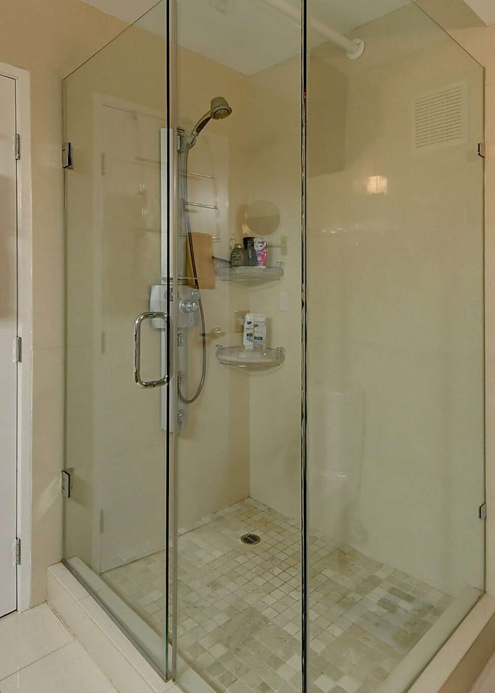 Walk-in showers. Bathtubs are among the most treacherous of household hazards, especially as we get older.